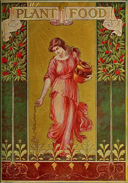 Pflanzendünger 1914